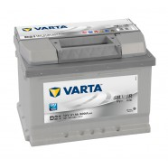 Baterie auto VARTA SILVER DYNAMIC D21 61Ah