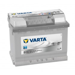 Baterie auto VARTA SILVER DYNAMIC D15 63Ah