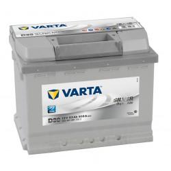 Baterie auto VARTA SILVER DYNAMIC D39 63Ah
