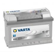 Baterie auto VARTA SILVER DYNAMIC E38 74Ah