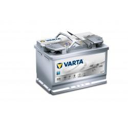 Baterie auto VARTA SILVER DYNAMIC AGM E39 70Ah