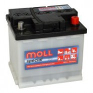Baterie MOLL SPECIAL CLASSIC 50Ah