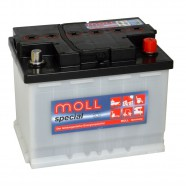 Baterie MOLL SPECIAL CLASSIC 60Ah