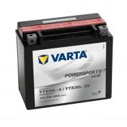 Baterie moto VARTA POWERSPORTS AGM 18Ah