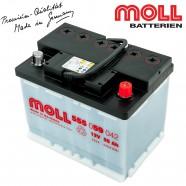 Baterie auto MOLL KAMINA START CLASSIC 60Ah 560020048