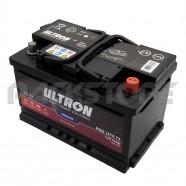 Baterie auto ULTRON PREMIUM PROU7475 74Ah