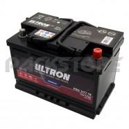 Baterie auto ULTRON PREMIUM PROU7778 77Ah