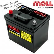 Baterie auto MOLL KAMINA START 570024054 70Ah