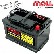 Baterie auto MOLL KAMINA START 571013068 71Ah