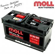 Baterie auto MOLL M3 PLUS K2 83095 95Ah